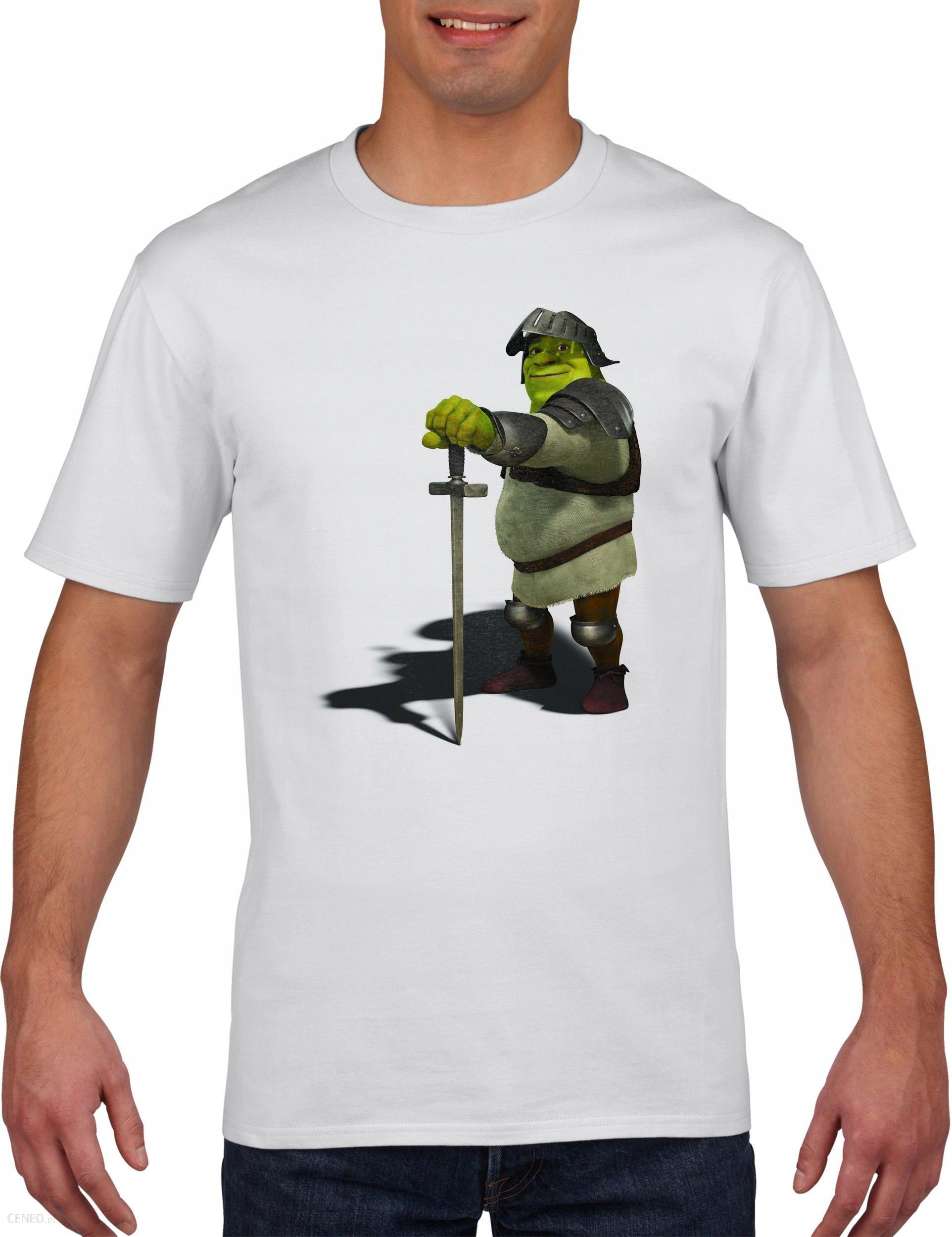 Koszulka Męska Shrek Fiona Kot W Butach S Ceny I Opinie Ceneopl