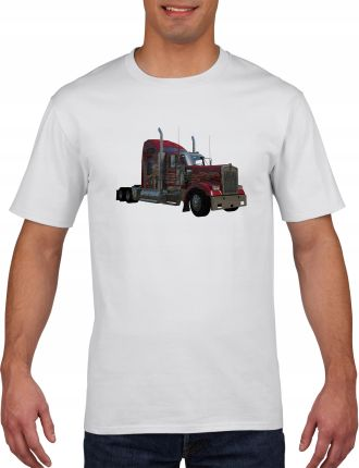 903af61f8a0e9 Koszulka męska Euro Truck Simulator S Allegro