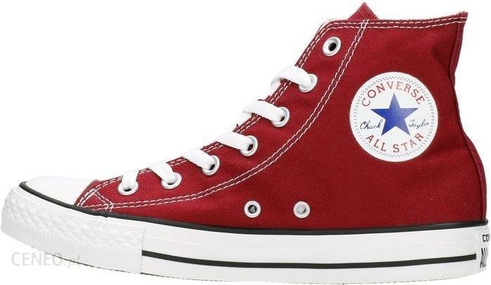 Amazon Converse All Star Chuck Taylor wysokie trampki, uniseks, czarne (M9160), 41,5 EU Ceneo.pl
