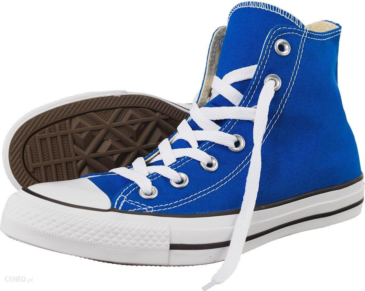 74a11d47335c4 Converse Trampki męskie Chuck Taylor All Star niebieskie r. 46 (C155566) -  zdjęcie