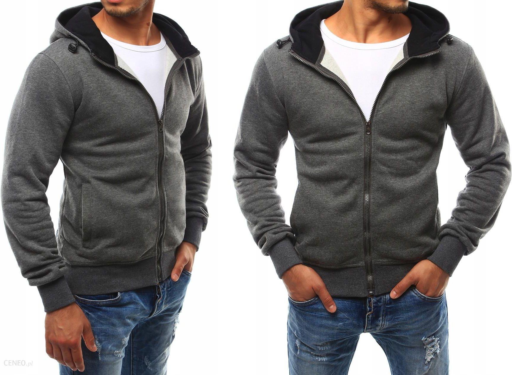 Bluza rozpinana ADIDAS SKATEBOARDING z kapturem XL Zdjęcie