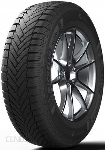 Opony Zimowe Michelin Alpin 6 20555r16 91h Opinie I Ceny Na Ceneopl