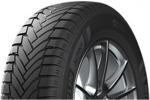 Opony Zimowe Michelin Alpin 6 Xl 21555r16 97h Opinie I Ceny Na