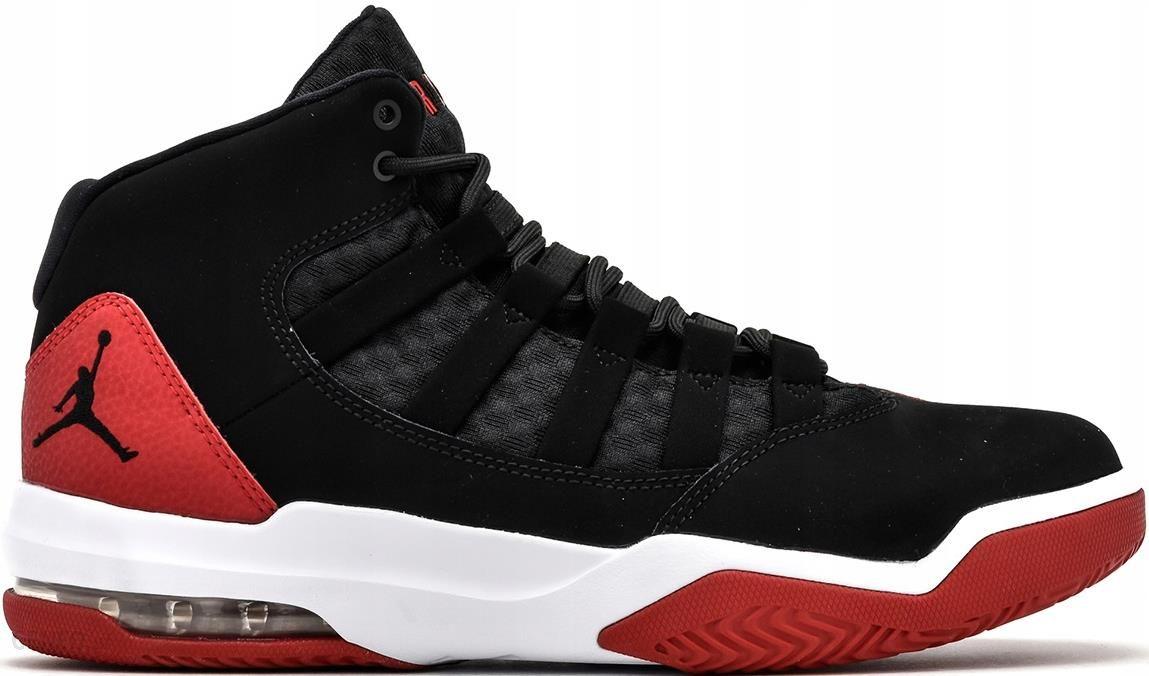 R. 44,5 Buty Nike Jordan AQ9084 023 Air Max Czarne Ceny i opinie Ceneo.pl