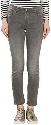 62ee6e281d33c8 Amazon Esprit damskie spodnie dżinsy, kolor: szary (GREY MEDIUM WASH 922) ,