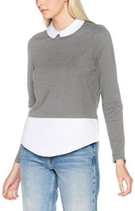 722aea23708b Amazon Vero Moda damska koszulka z długim rękawem - krój regularny 34  (rozmiar producenta