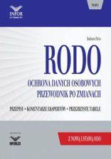 8281880d1fc3fa Ochrona danych osobowych. Przewodnik po zmianach z nową ustawą ODO -  Barbara Pióro ...