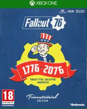 Fallout 76 Tricentennial Edition (gra Xbox One)