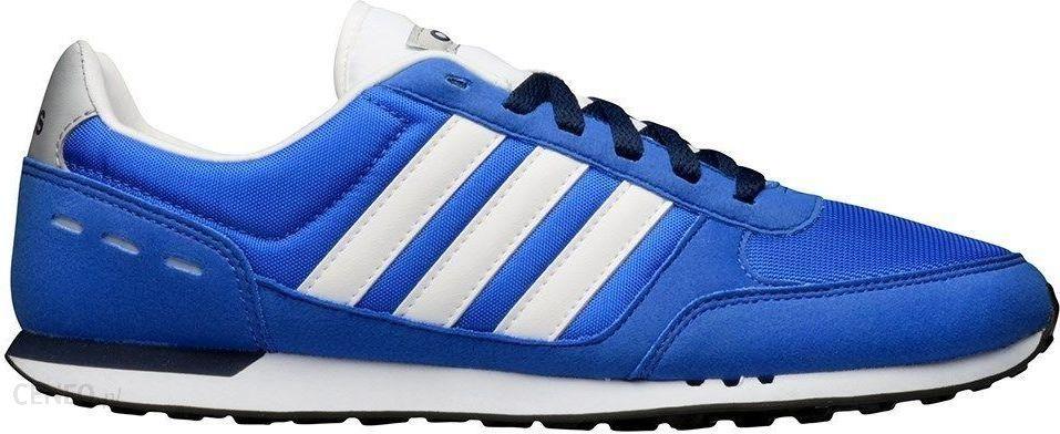 Adidas Buty męskie Neo City Racer niebieskie r. 44 23 (F99331) Ceny i opinie Ceneo.pl
