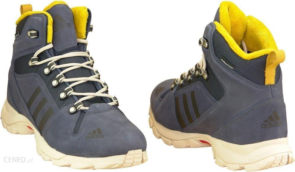 Adidas Buty męskie Snowtrail CP granatowe r. 43 13 (B33912) Ceny i opinie Ceneo.pl