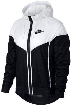 0aa66a778 Amazon Nike W NSW WR JKT kurtka damska typu wiatrówka, czarny, ...