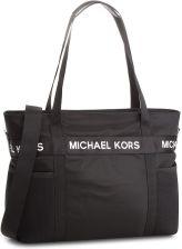 50ec3da883ef6 Torebka MICHAEL MICHAEL KORS - The Michael Bag 30T8T01T3C Black eobuwie