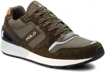 Sneakersy POLO RALPH LAUREN - Train100 809669838003 Dark Olive eobuwie 71d518118df