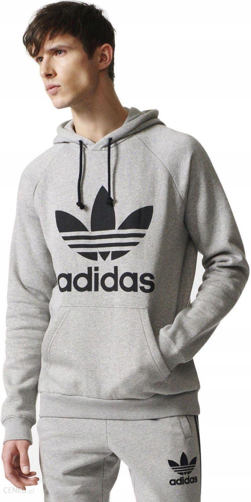Ciepła męska bluza ADIDAS Cena 179,99 Adidas Reebok
