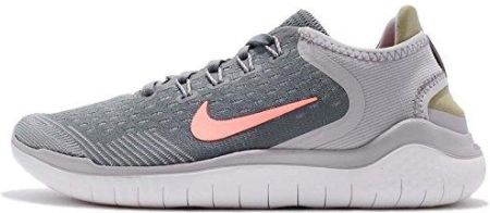 hot sale online bc5b1 924d5 Amazon Nike damskie buty do biegania Free Run 2018 - szary - 40 EU