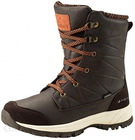 26b1637758f99 Amazon McKINLEY Joy AQX w damskie buty buty APR kozaki zimowe  wodoszczelność, brązowy, 42