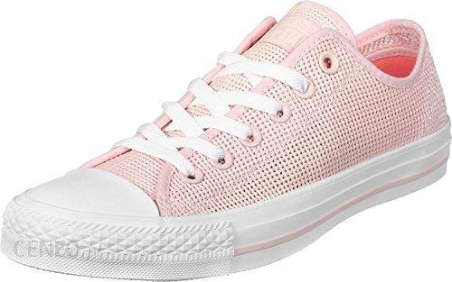 tani przybywa najlepsze oferty na Amazon Converse All Star Ox damskie buty typu sneaker niebieskie, różowy,  39,5 UE - Ceneo.pl