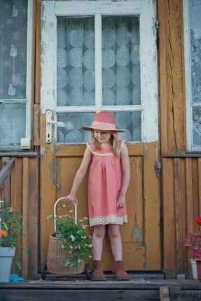 2d14c5cf1f Śliczna sukienka na wesele dla dziewczynki 74 - 158 Laura - Ceny i ...