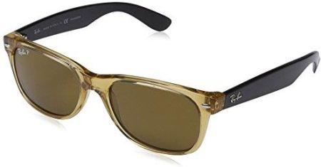 fe885958882 Amazon Ray Ban rb2132 Wayfarer okulary przeciwsłoneczne Wayfarer Polarized