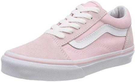 new arrival a6dcb dc096 Amazon Vans unisex dziecięce Old Skool Sneaker - różowy ...