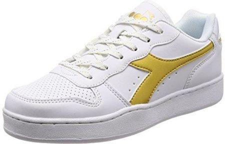 promo code 35192 eedeb Amazon diadora damskie buty Playground WN gimnastyczne - kość słoniowa - 37  eu