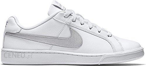 kupować nowe sprzedaż spotykać się Amazon Nike Court Royale buty sportowe damskie, halówki, białe/srebrne,  czarny, 11.5 - Ceneo.pl