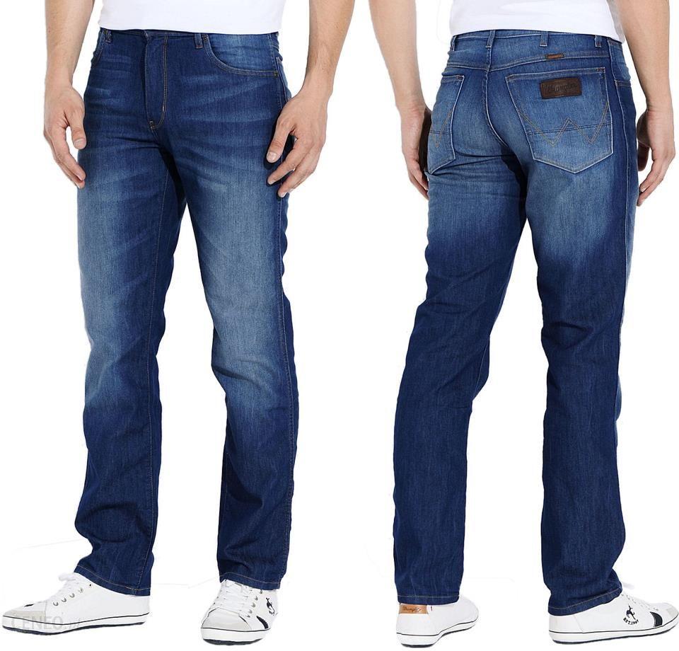 1ec1968ae17c21 Wrangler Texas Make Good Spodnie Jeansy __ W32 L34 - Ceny i opinie ...