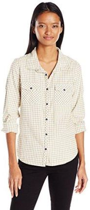 Amazon Roxy damskie Button Down koszula -  m