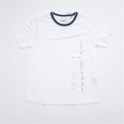 52a35a0fd ONE MUG A DAY Kwiaty wianek biały oversize koszulka tshirt biały ...