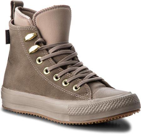 e0e07690c4663 Sneakersy CONVERSE - Ctas Wp Boot Hi 558819C Malt/Malt/Brass eobuwie