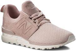 f8b7c8787396a Sneakersy NEW BALANCE - WS574DUK Różowy eobuwie