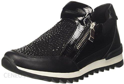 Amazon Bata dziewcząt 3296297 wysoka Sneaker czarny 33 EU Ceneo.pl