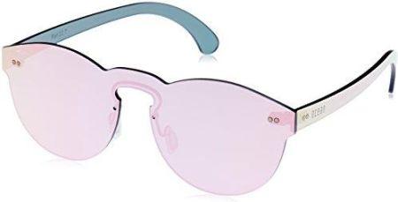 490b432701d2f Amazon Long Beach ścienny Lense okulary przeciwsłoneczne firmy Ocean -  jeden rozmiar Rosa