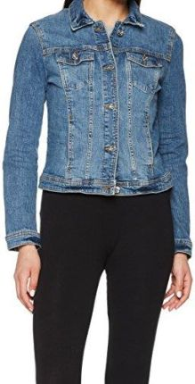 40dcd3c3d0284 Amazon TOM TAILOR damska kurtka dżinsy Classic Blue Denim - kurtka jeansowa  xxl