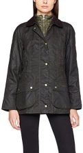 Amazon Barbour kurtka damska hartwell Wax Jacket Classic Country -