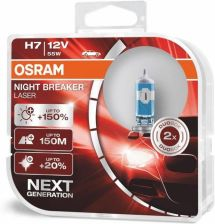 Osram H7 Night Breaker Laser + 150% DuoBox