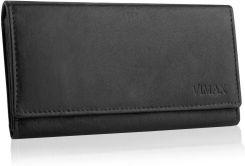 ca461623368c2 Skórzany portfel damski duży skóra naturalna Allegro