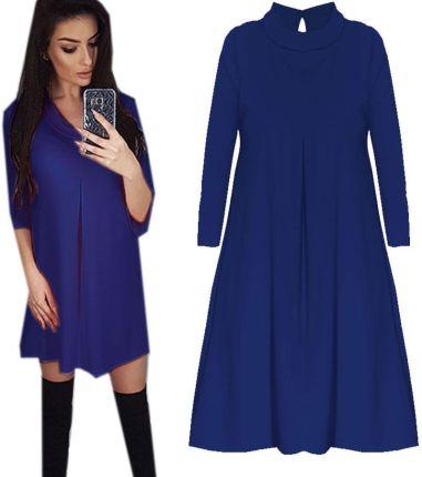 33392f57ea 216-3 EMMA elegancka ołówkowa sukienka z koronką - BORDOWA - Ceny i ...