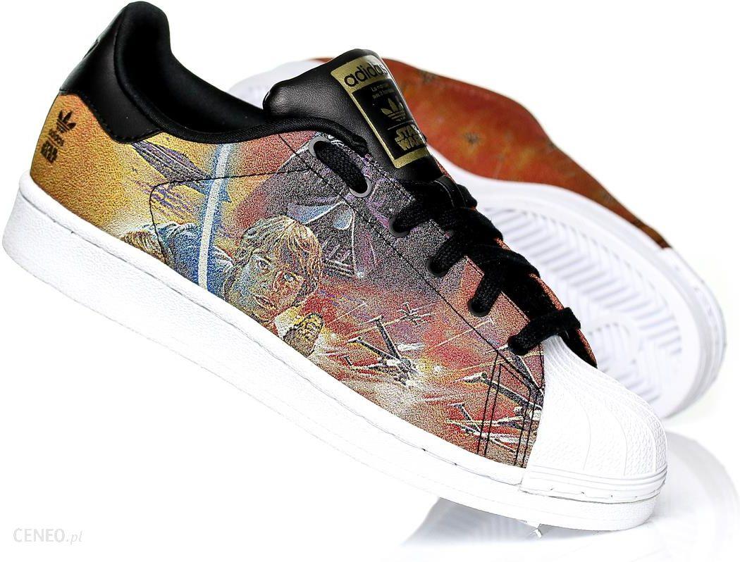 Buty Adidas Superstar B24726 Star Wars Różne Rozm. Ceny i opinie Ceneo.pl