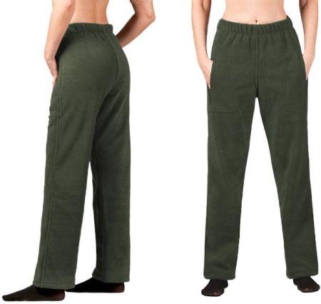 c26081b6 Spodnie damskie Rozmiar XL Zielone - Ceneo.pl