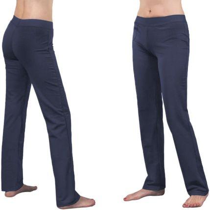 6a6bb021314989 Tchibo Spodnie o długości 7/8, czarne - Ceny i opinie - Ceneo.pl
