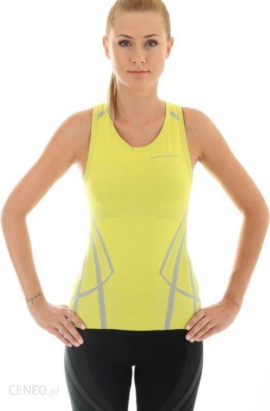 428f66e93fe9ef Brubeck Koszulka damska Fitness W bordowa r. M (t - Ceny i opinie ...