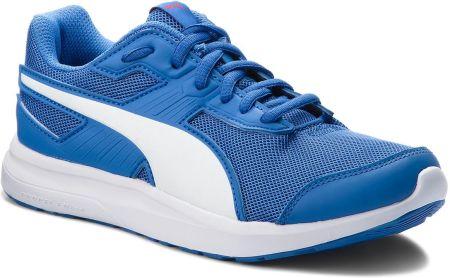 16044a0f0cf Sneakersy PUMA - Escaper Mesh Jr 190325 07 Blue/White/Ribbon Red eobuwie