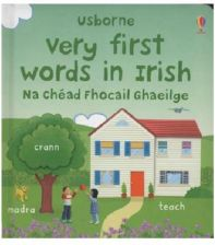 VERY FIRST WORDS IN IRISH