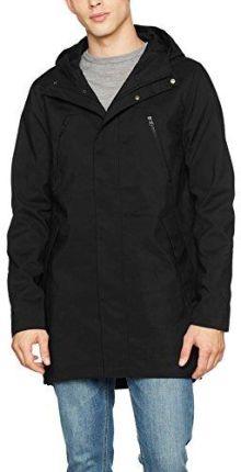 e380dc1ba67a Amazon James Harvest męski płaszcz hustbr moggridge City Coat - m czarny