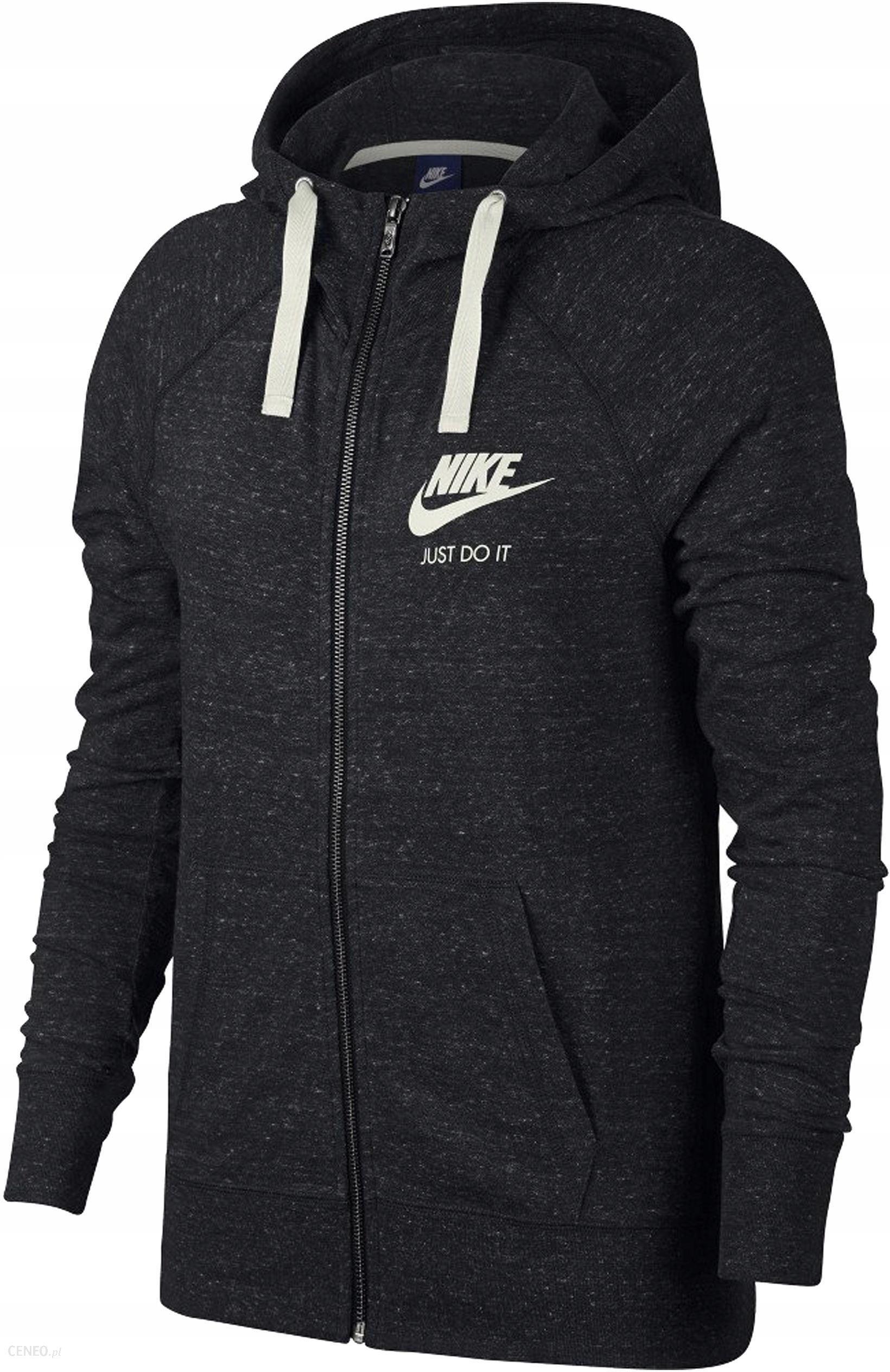 Bluza Nike Damska Sportowa 883729 010 Czarna R. Xs Ceny i opinie Ceneo.pl