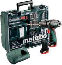 Metabo PowerMaxx SB Basic Set 600385920