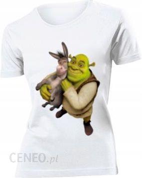 Koszulka Damska Shrek Fiona Kot W Butach M Ceny I Opinie Ceneopl