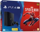 SONY PlayStation 4 Pro 1TB B Chassis Czarna + Marvel's Spider-Man
