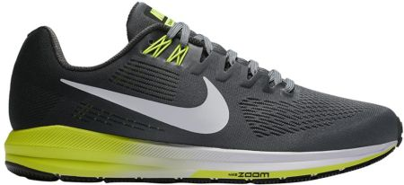 half off d18d6 5f1ed Nike Air Zoom Structure 21 Szare